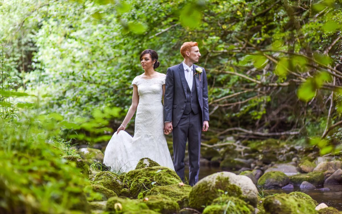 Gary + Kim Ireland Wedding